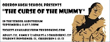 Curse Of The Mummy Bookings